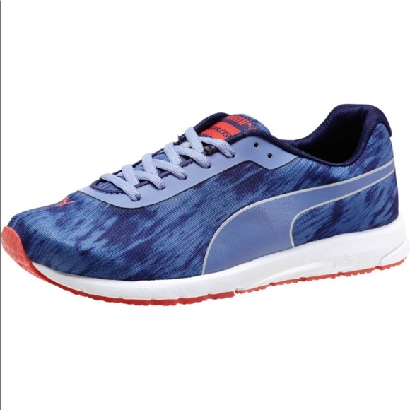 bfc89a94f55 NIB Puma Narita v3 Modern Heather Tennis Shoes 8.5